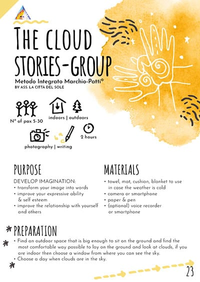 Cloud stories - Group