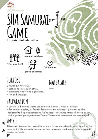 Sha Samurai Game