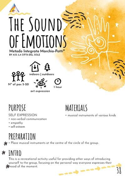 Sound of Emotions