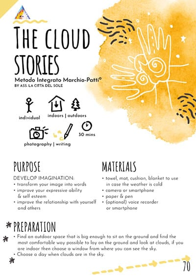 The Cloud stories