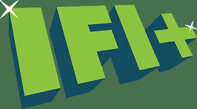 IFI+ logo