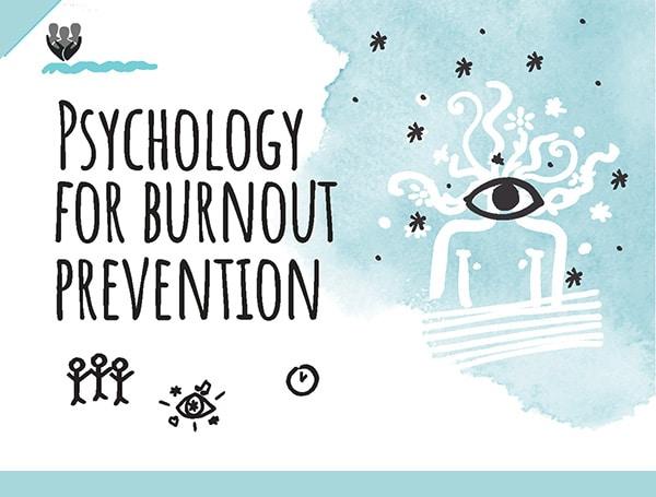 psychology for burnout prevention